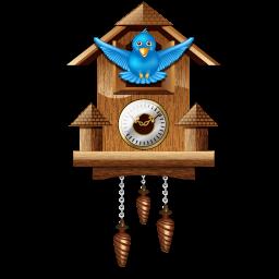 twitter cuckoo clock